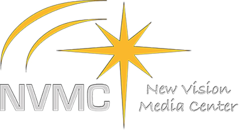 New Vision Media Center Logo